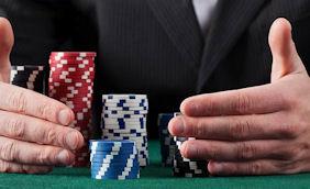 Błędy podczas gry w pokera