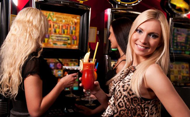 Kobiety w kasynach