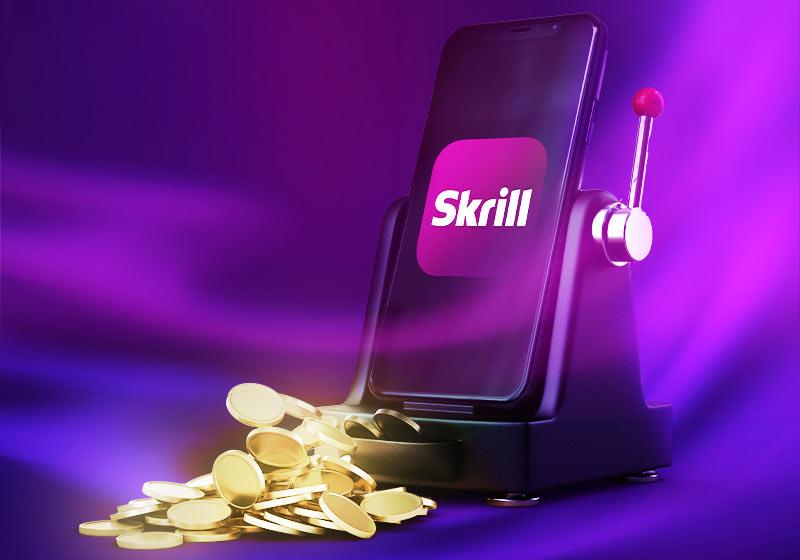 Płatności w kasynie online przez Skrill